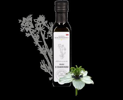 Olej z czarnuszki - Olejarnia Kołodziejewo
